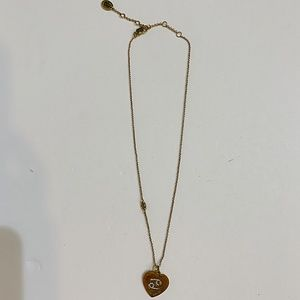 Juicy Couture Zodiac Cancer Necklace